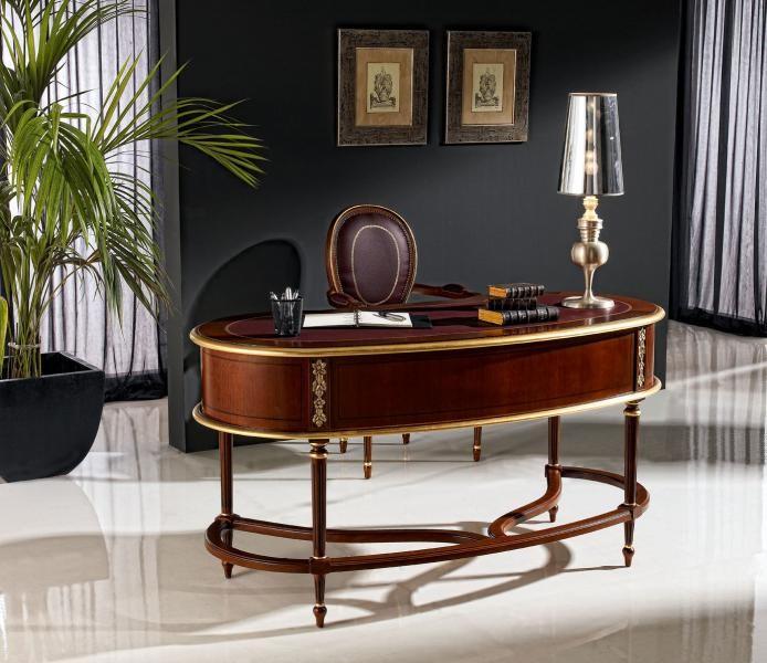 Muebles despacho clasicos alta calidad - Muebles despacho clasico ...
