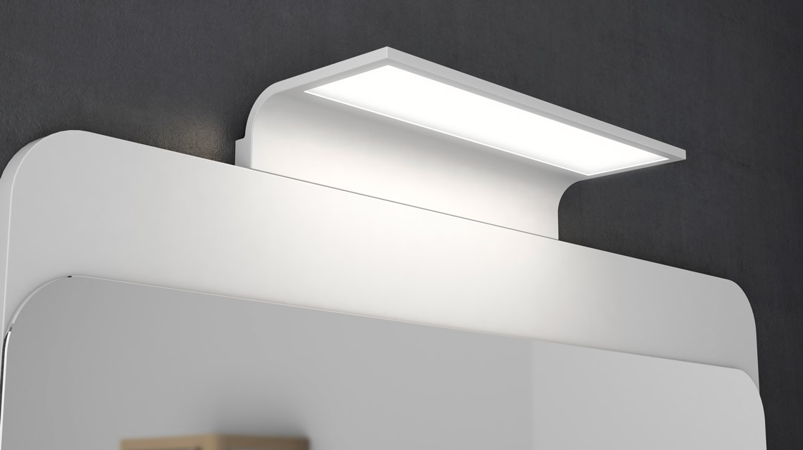 088-14 APLIQUE BAÑO LED